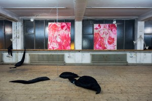 I am no stranger to the cause 2020, exhibition view