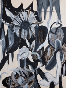 untitled 2020, oil on canvas, 195 x 145cm